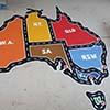 Car Track of Australia