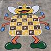 Spelling Bee Yellow
